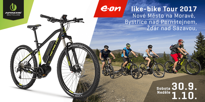 E.ON like-bike Tour 2017