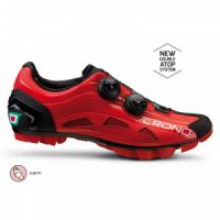 Tretry Crono MTB Extrema2 2015 red