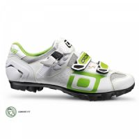 Tretry Crono MTB Track 2015 white green
