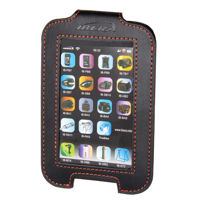 "Pouzdro na řidítka Ibera IB-PB3 - Smartphone 4""/iPhone"