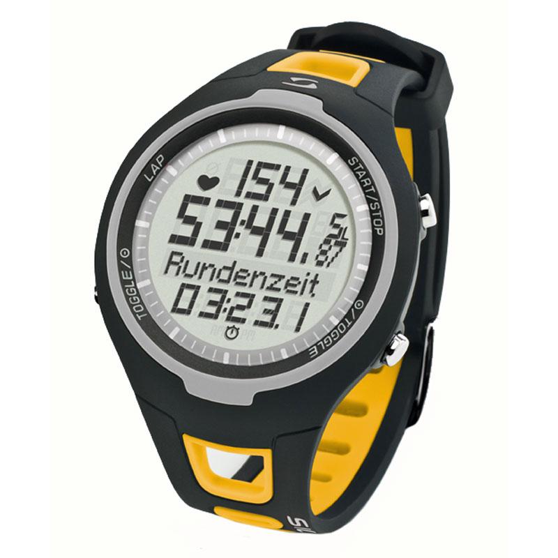 Pulsmetr Sigma PC 15.11 žlutá