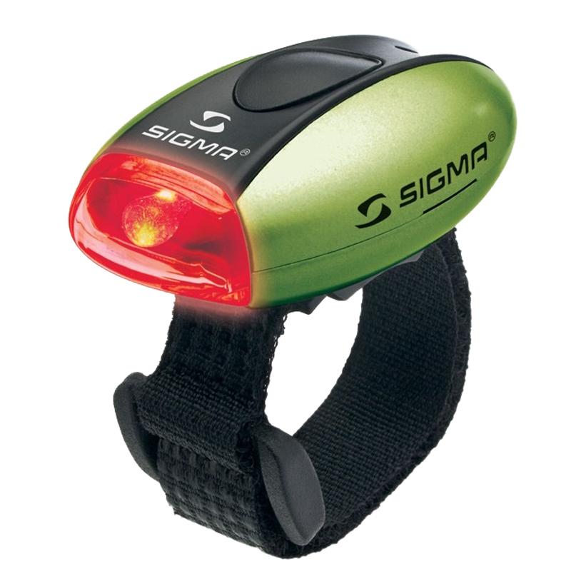 Světlo blikací zadní Sigma Micro R zelené