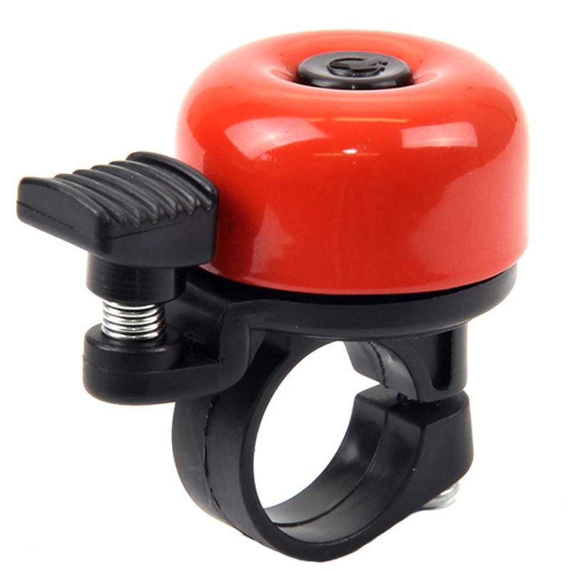 Zvonek baby color červený