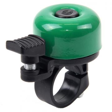 Zvonek baby color zelený tm.