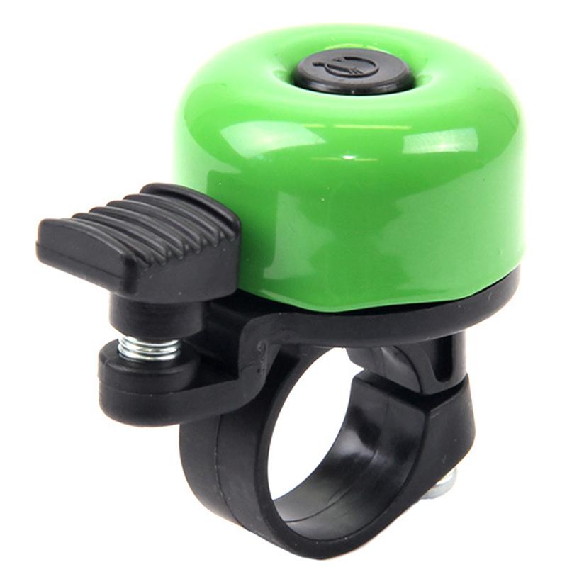 Zvonek baby color zelený sv.