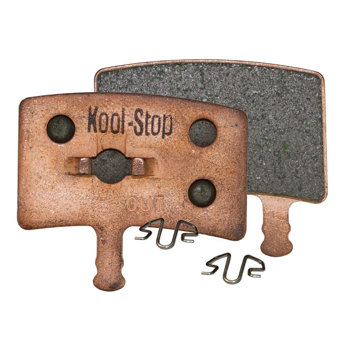 Destičky brzdové Kool Stop HAYES Stroker Trail, Carbon, Gram  - sintered