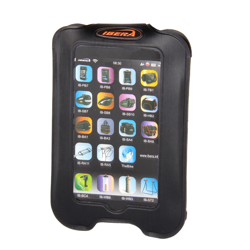 "Pouzdro na řidítka Ibera IB-PB8 - Smartphone 4""/iPhone"