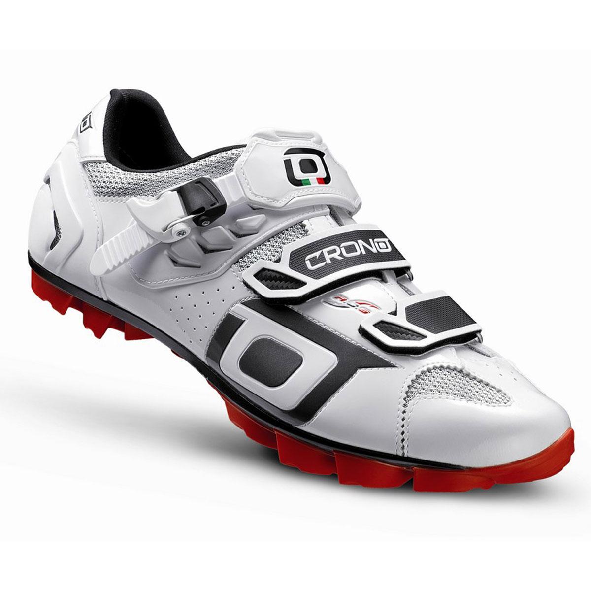 Boty Crono MTB Track white, 40