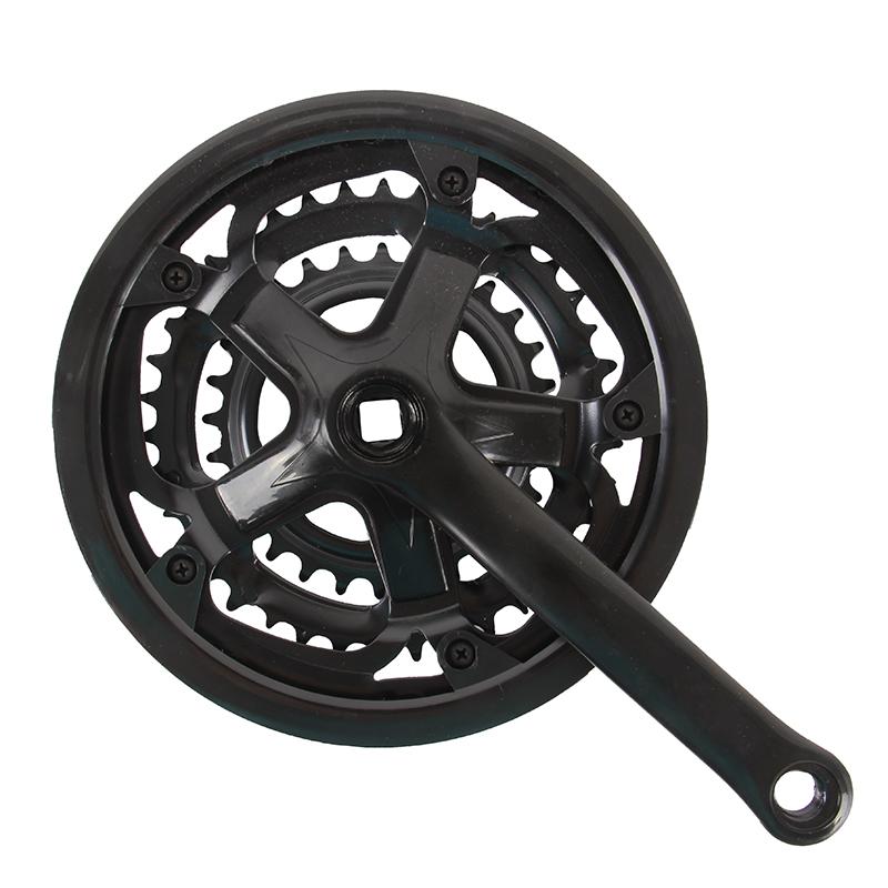 Trojpřevodník 170 mm 48-38-28 černý