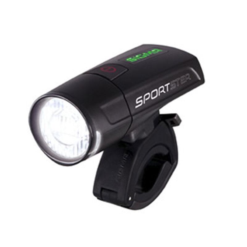 Světlo diodové Sigma Sportster černé