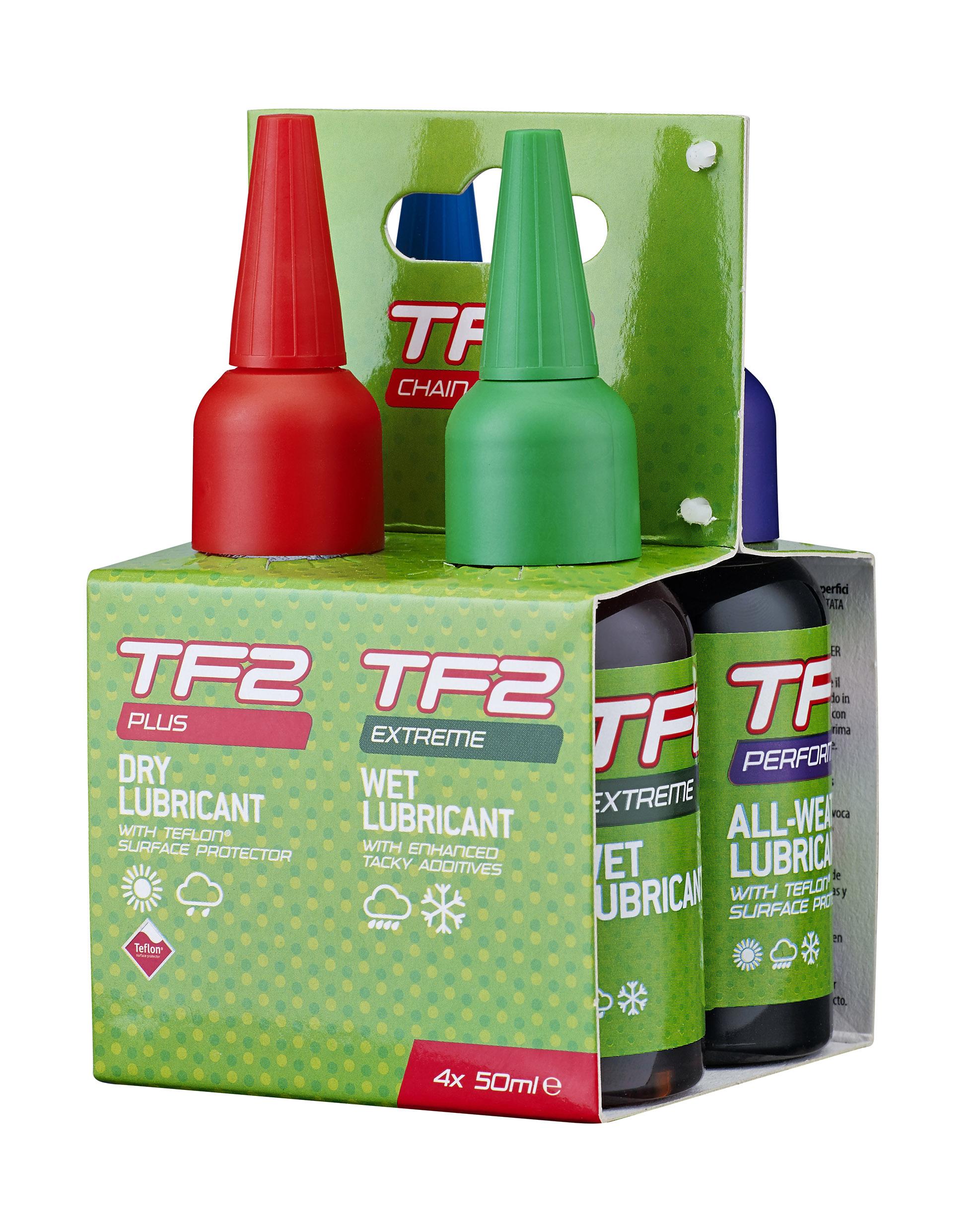 Sada olejů TF2 4x50ml