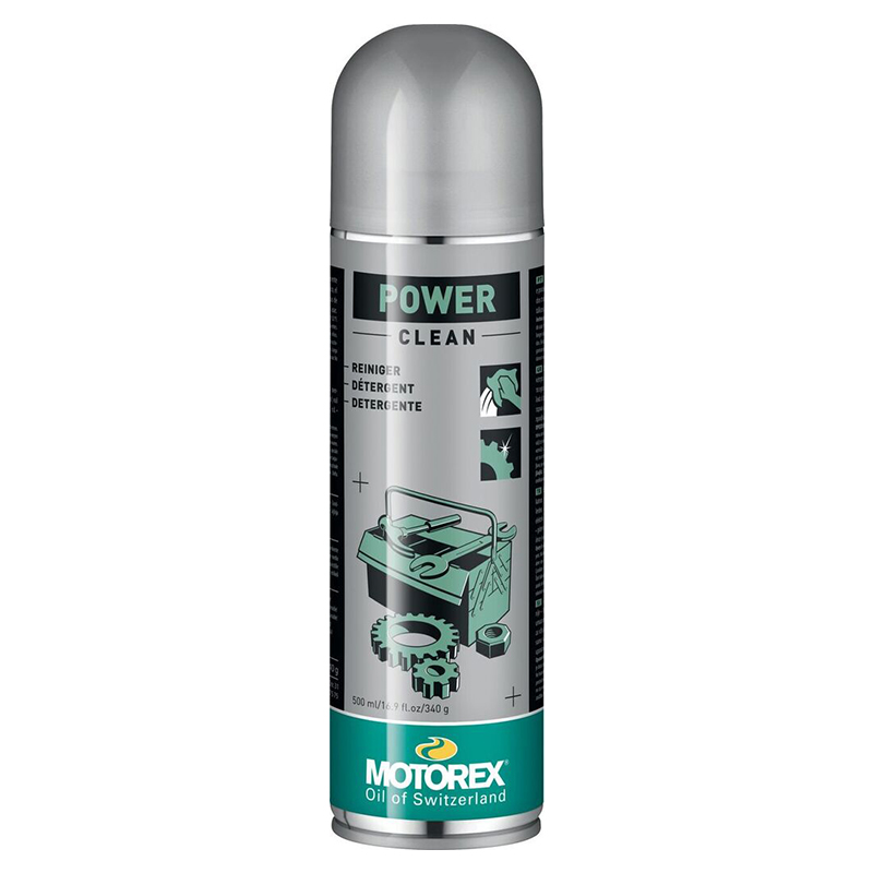 Čistič  MOTOREX POWER CLEAN 500ml