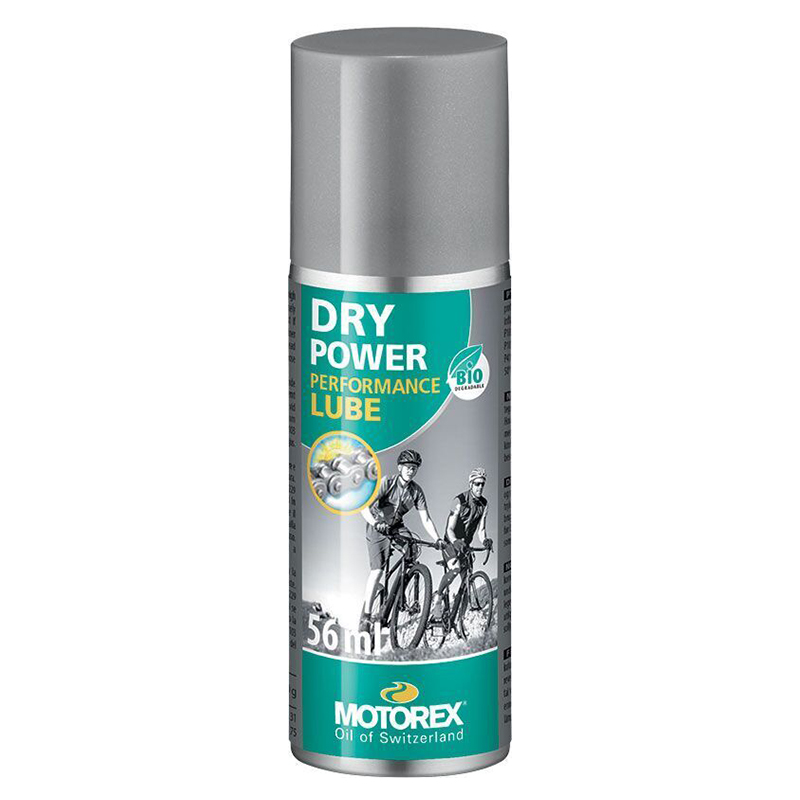 Olej MOTOREX DRY POWER sprej 56ml