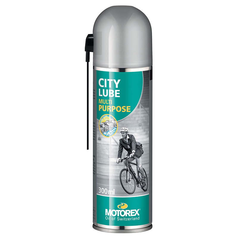 Olej MOTOREX CITY LUBE sprej 300ml