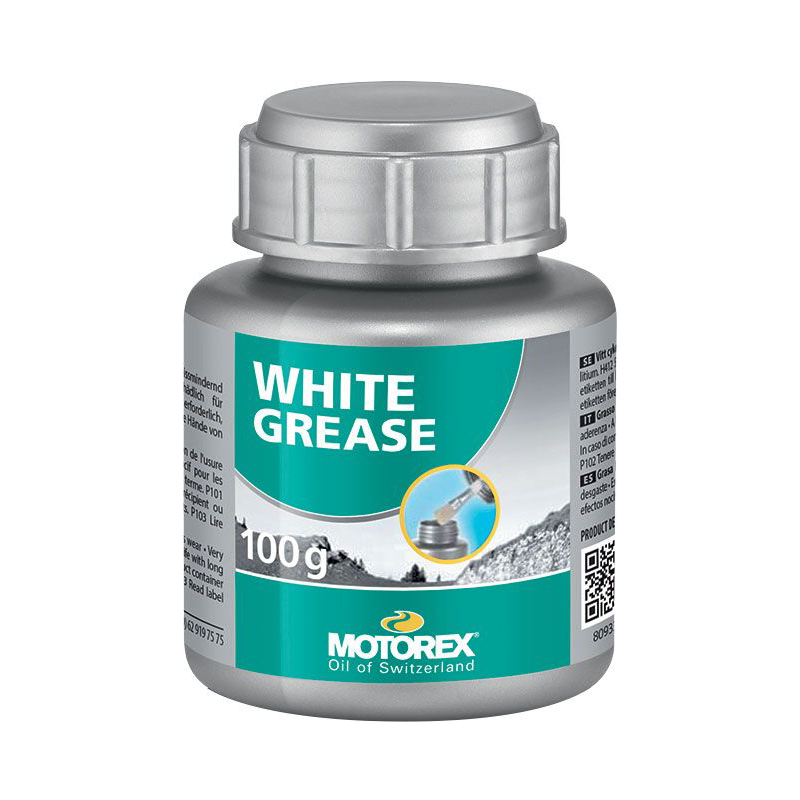 Tuk MOTOREX WHITE GREASE 100g