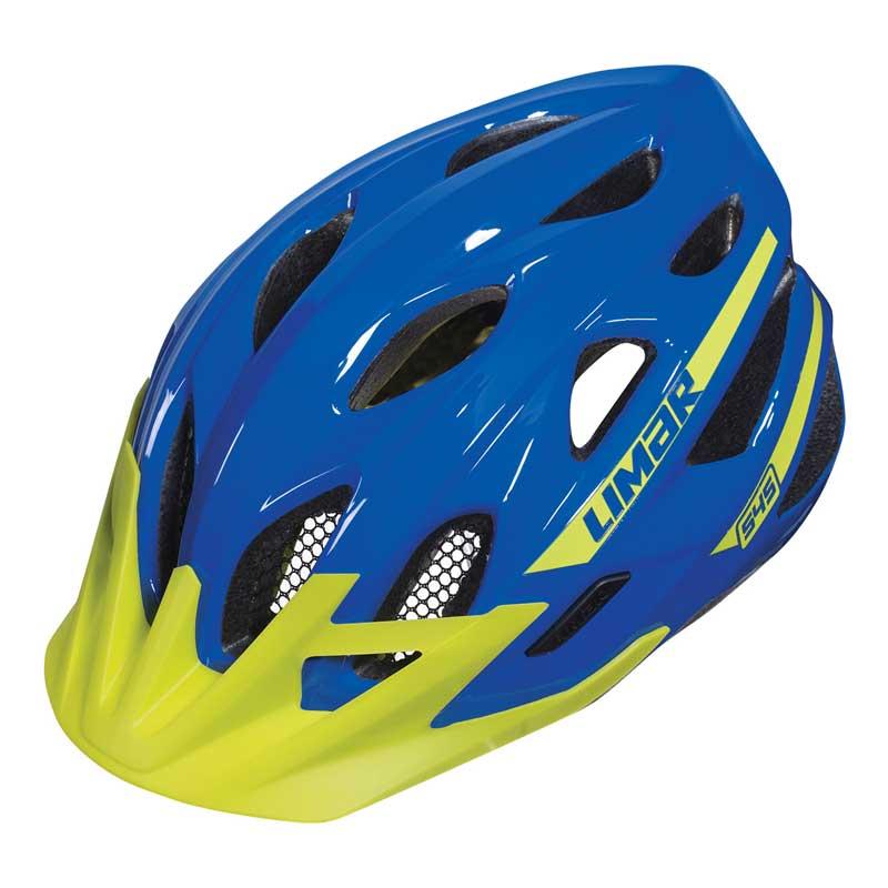 Přilba Limar 545 Blue Green, L