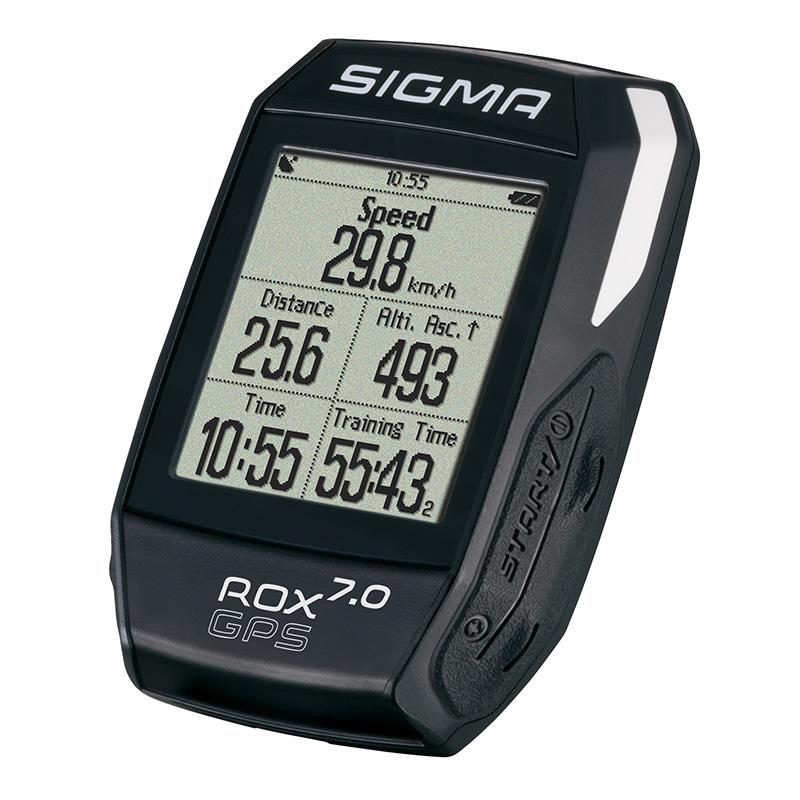 Computer Sigma ROX 7.0 GPS černá