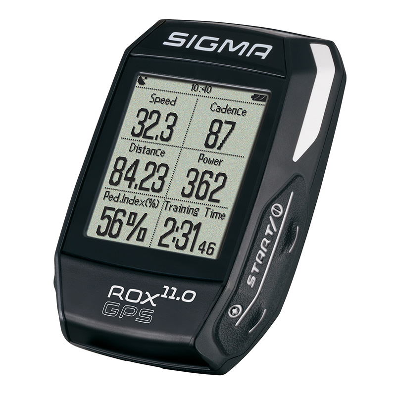 Computer Sigma ROX 11.0 GPS SET E černá