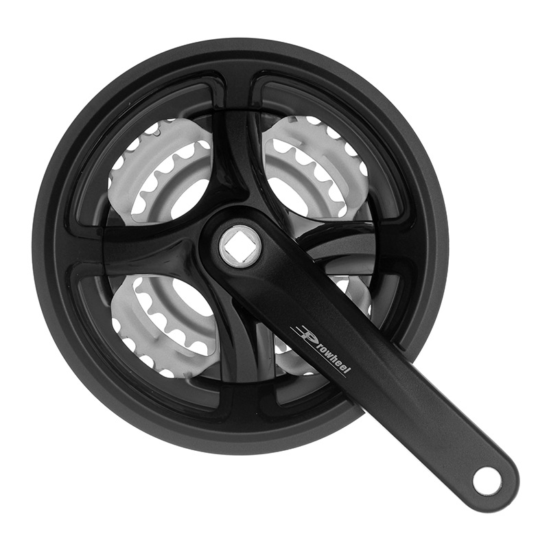 Trojpřevodník 170 mm 48-38-28 Prowheel TY-CM99 černý