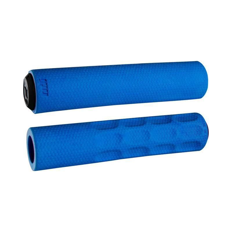 Gripy MTB ODI F-1 Vapor modré