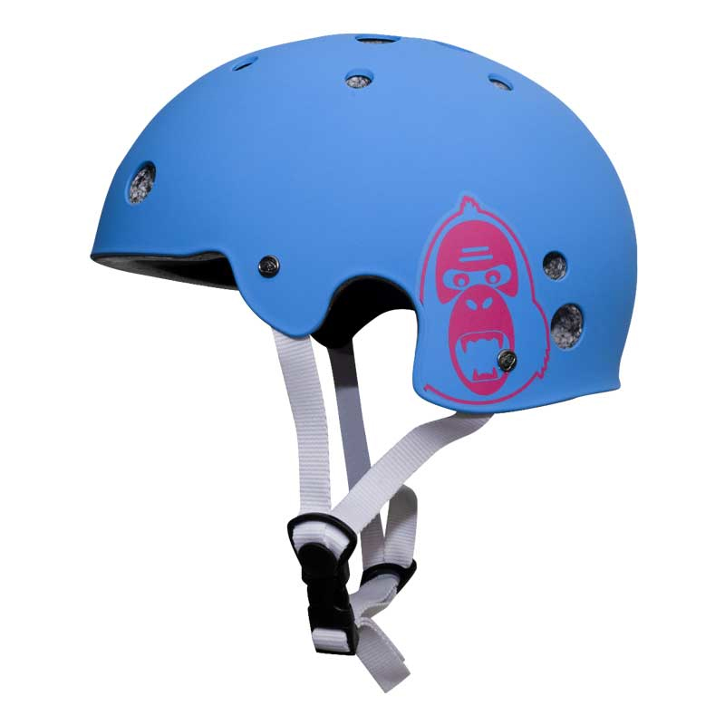 Přilba King Kong BMX modrá, XS