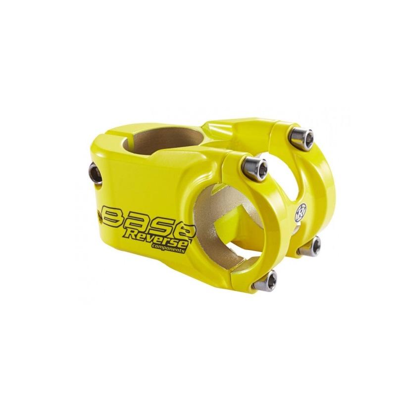 Představec Reverse Base 40 mm / 31,8 mm žlutý