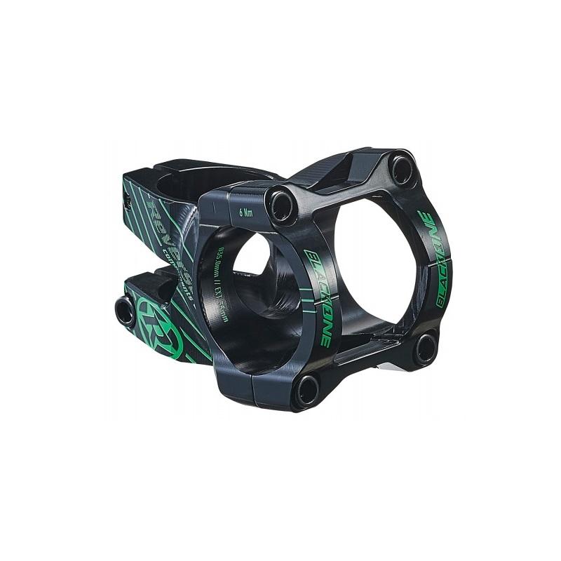 Představec Reverse Black One Enduro 35 mm / 35 mm černá/zelená
