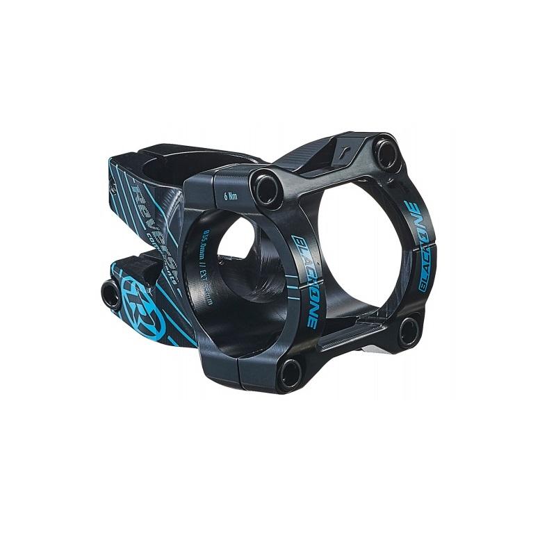 Představec Reverse Black One Enduro 35 mm / 35 mm černá/modrá