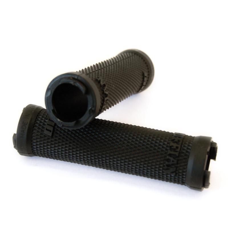 Gripy MTB ODI Ruffian MX Lock-on výměnné černé