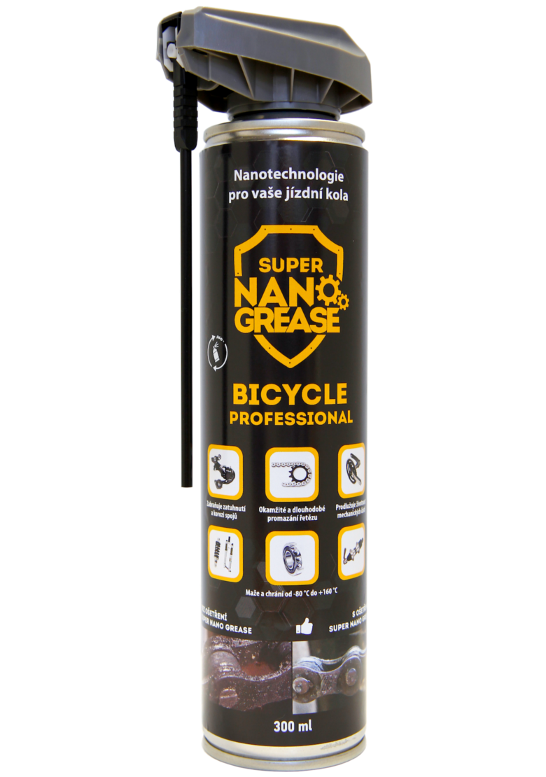 Olej Nanoprotech Bicycle 300 ml
