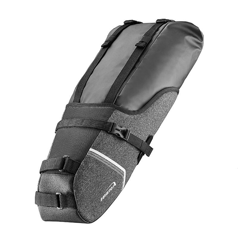 Brašna pod sedlo Ibera IB-SB20 SeatPak Carryall černá