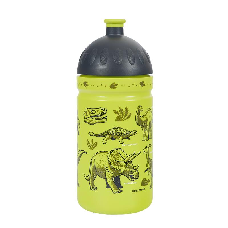 """Láhev R+B 0,5 l  """"Zdravá láhev"""" Dinosauři"""