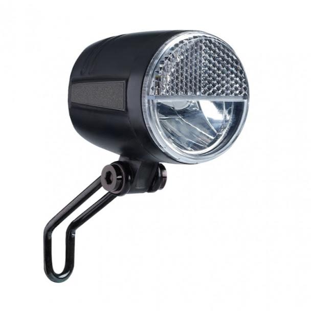 Světlo přední k elektrokolu Sport LED PRO 45 LUX 6-48V