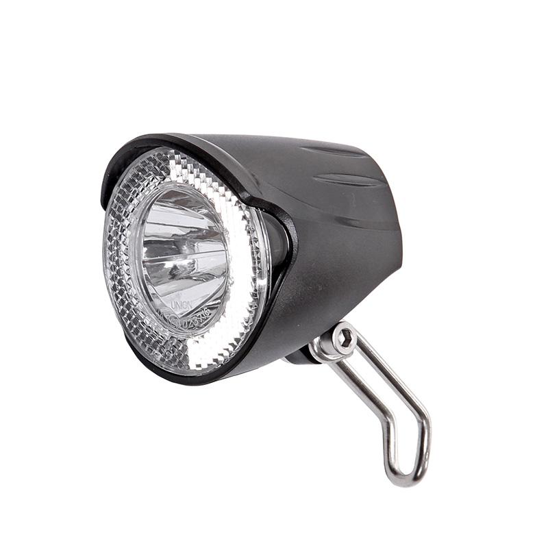 Světlo přední k elektrokolu UN-4250 Venti 20 LUX 6-44V