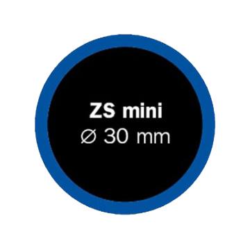 Záplaty Ferdus 30 mm Mini (obsahuje 100 ks)