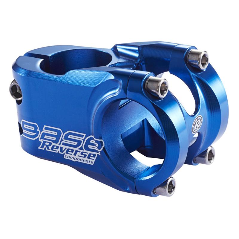Představec Reverse Base 40 mm / 31,8 mm modrý