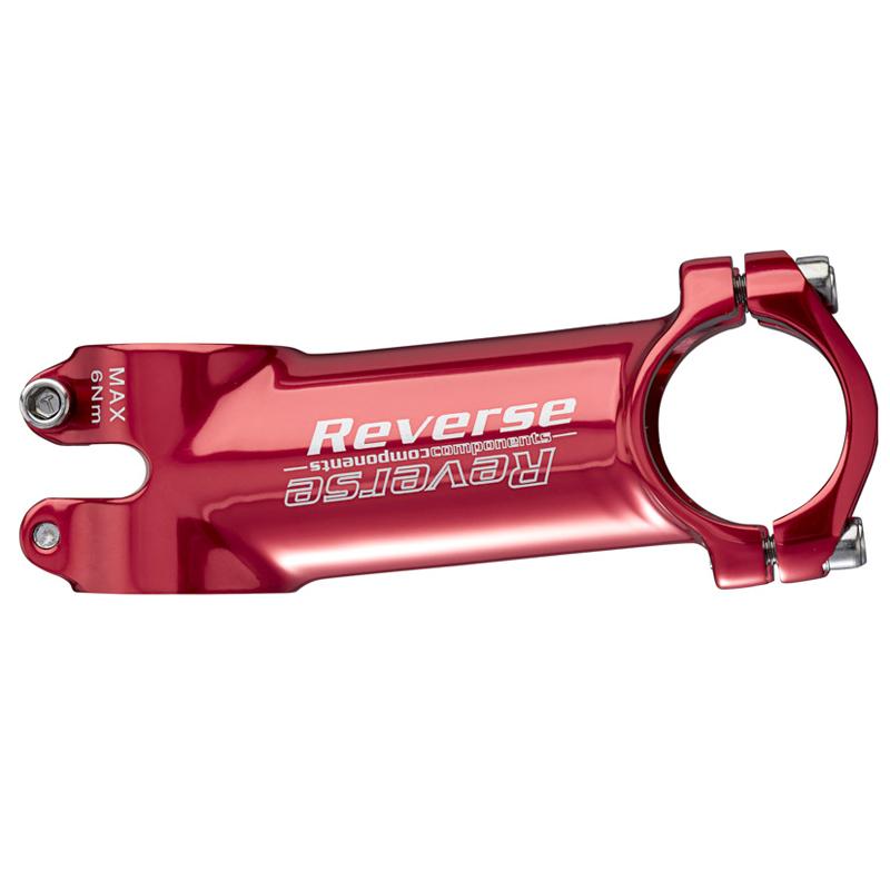 Představec Reverse XC 90 mm / 6° / 31,8 mm červený