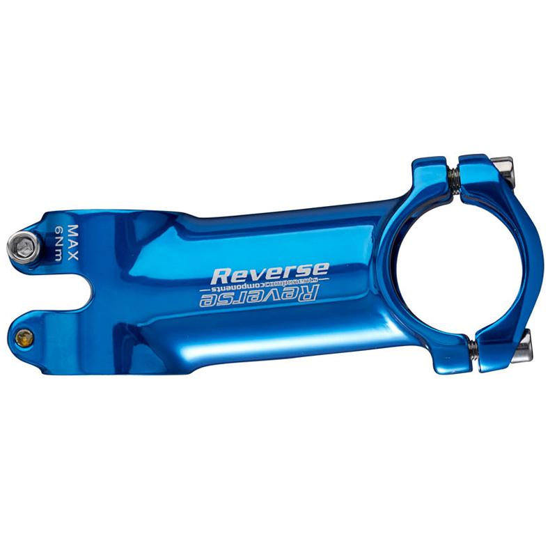 Představec Reverse XC 80 mm / 6° / 31,8 mm modrý