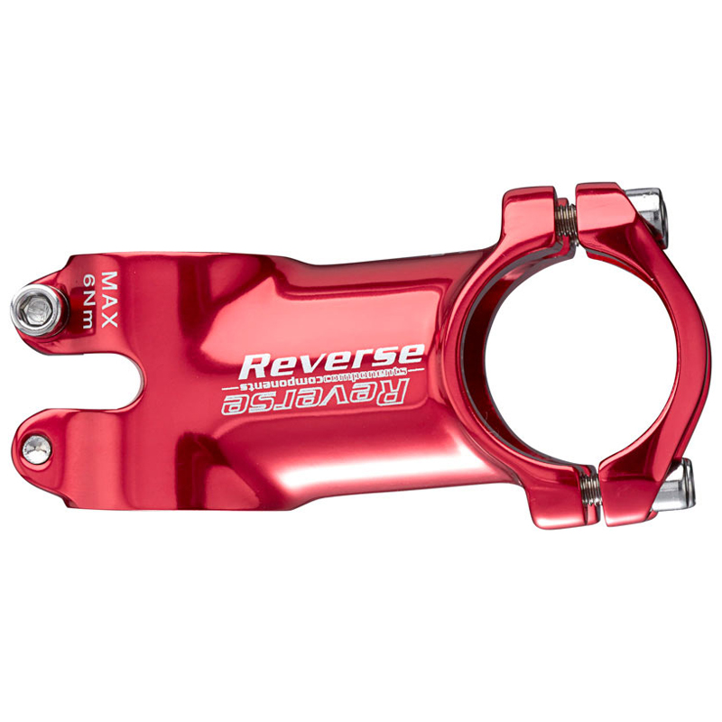 Představec Reverse XC 60 mm / 6° / 31,8 mm červený