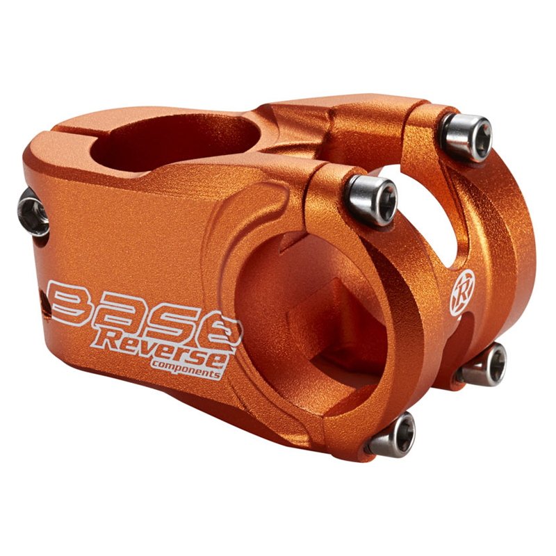 Představec Reverse Base 40 mm / 31,8 mm oranžový