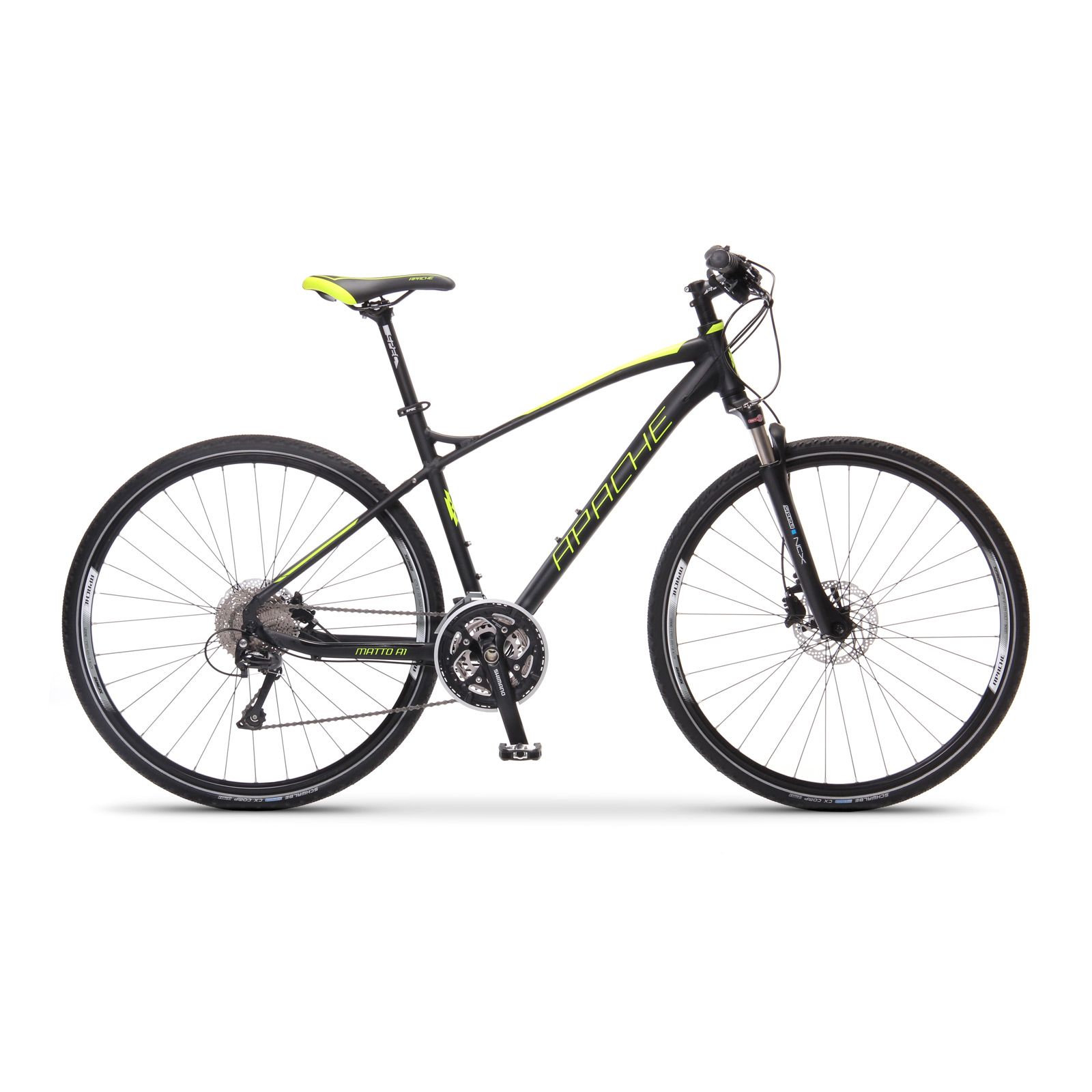 Kolo cross Apache Matto A1 2018, 21""